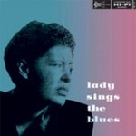LP 1956 lady sings the blues