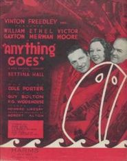 Anything Goes Broadway