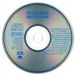 CD Billie's Blues Disc