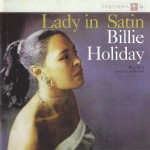 CD Lady in Satin cover