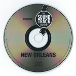 CD New Orleans disc