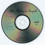 CD at Storyville disc