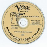 CD verve disc 7