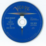CD verve disc 9