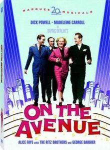 On the Avenue