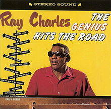 Ray Charles Genius hits the road
