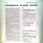 1975 I Condon's Floor Show back cover
